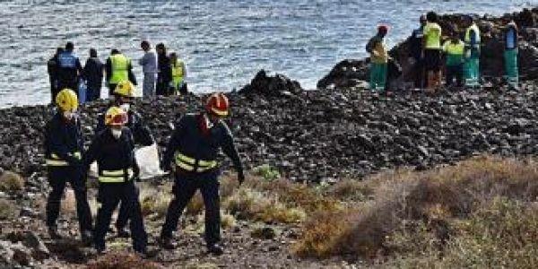 شواطئ الدريوش لاحت جثة ديال شخص كان لابس بذلة الغوص