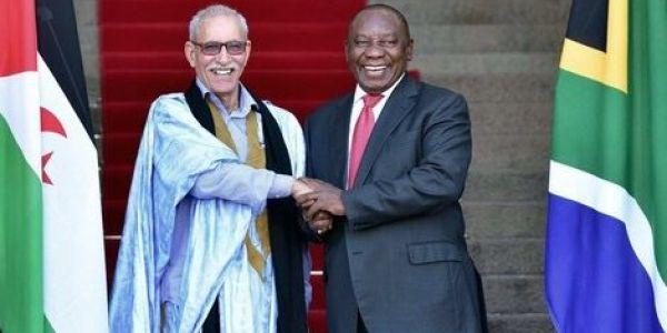 الحزب الداعم للبوليساريو تصدر نتائج الإنتخابات فجنوب افريقيا