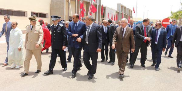 ولاية أمن العيون احتافلات بتأسيس المديرية العامة للأمن الوطني