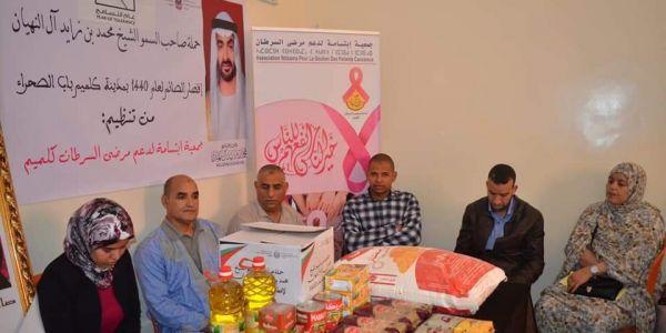 أزمة الخليج انتاقلات للصحرا. الإمارات وقطر كيتسابقو على قفة رمضان – صور