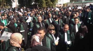 قضاة المغرب شعلوها مع الحكومة ومن مطالبهم مراجعة أجورهم