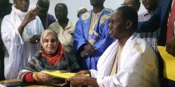 ستة مرشحين لخلافة ولد عبد العزيز فكرسي موريتانيا