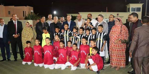 بكرات وأولاد الرشيد طلقو أولمبياد رمضان فالعيون