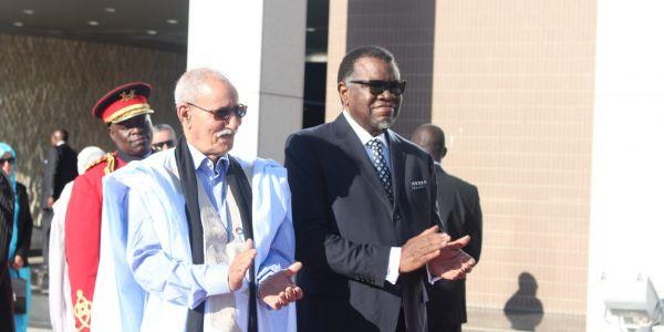 سيمانة بعد قرار ناميبيا تجبد الصحرا فعلاقاتها مع الدول والتزاماتها. المغرب عين سفيرة جديدة