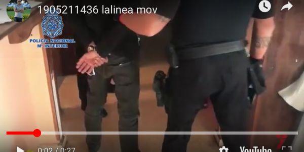 بالفيديو. اعتقال عصابة فيها مغاربة كتعاون بارونات المخدرات فالتهريب لأوروبا