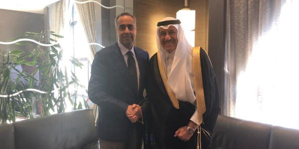 السعودية تواصل المحاولات لتبديد التوتر مع المغرب. سفيرها بالرباط تلاقى الحموشي.. وهذا ما دار بينهما