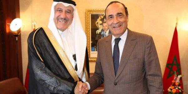 """جليد الأزمة المغربية السعودية بدا في الذوبان.. الرياض: الوحدة الترابية للمغرب """"خط أحمر"""""""