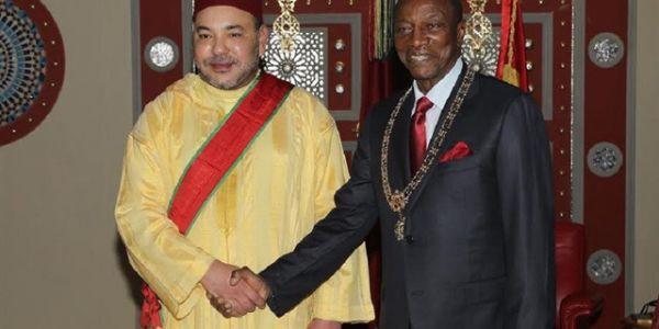 واش المغرب غايدعم صديقو كوندي لرئاسة ولاية ثالثة ف غينيا؟