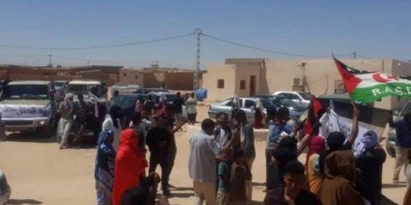 الجمعية الصحراوية صيفطات رسالة للقنصل العام الإسباني فالجزائر على ود المختطفين عند البوليساريو