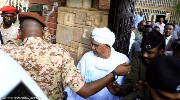 تفاصيل استجواب الرئيس السوداني المعزول البشير في نيابة مكافحة الفساد