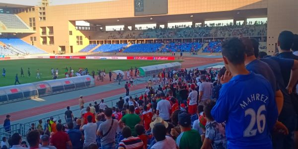 المغرب خسر مع زامبيا بثلاثة لجوج والجمهور كان حاضر في التيران أحسن من اللاعبين