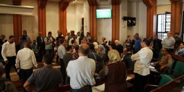 انسحاب جماعي لمستشاري الأحرار من مجلس جماعة الرباط ونمبارك بقا بوحدو