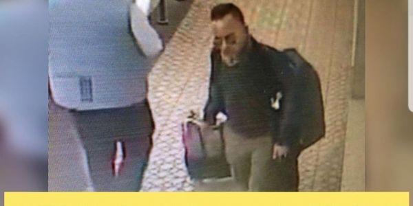 اتهامات خطيرة بالشفرة ضد يوسف أوزيلال بتصاور من كاميرات المراقبة