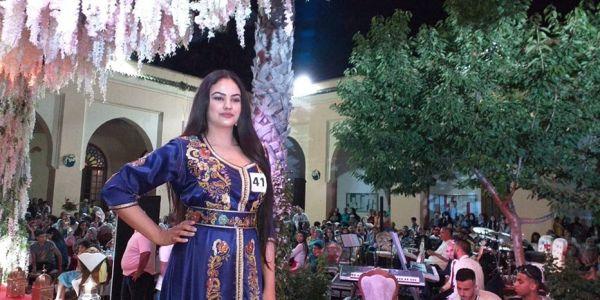 """طالبة جامعية تختارت ملكة جمال """"حب الملوك"""" لهاد العام – صور"""