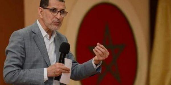 هل سعد الدين العثماني موجود! لماذا لا أحد منكم يحتج علي. لماذا كل هذه اللامبالاة تجاهي. لماذا لا تعارضون رئيس حكومتكم؟!