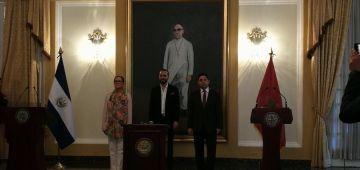 هاكيفاش علقات وزارة الخارجية على قرار السلفادور بسحب الإعتراف بالبوليساريو