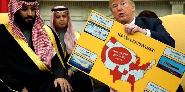 الكونگرس: مابغيناش السعودية تولي عندها تكنولوجيا حساسة لأسلحة أميركية متطورة