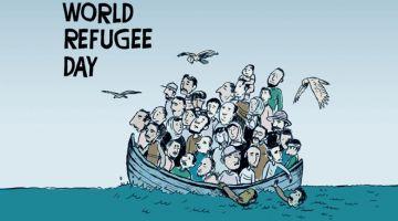 الأمم المتحدة: 71 مليون لاجئ فالعالم والدول الفقيرة كتستاضف غالبيتهم