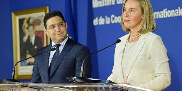 بوريطة وموكَوريني بغاو يعززو الشراكة الإستراتيجية المغربية الأوروبية