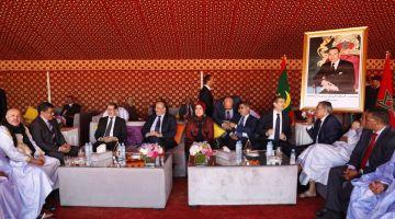 المغرب عطى وزير الثقافة الموريتاني طيارة خاصة باش يحضر لمهرجان انتخابي لولد الغزواني