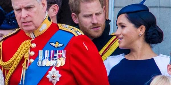 نايضة بين الأمير هاري ومراتو ميگان ماركل.. وهاعلاش – فيديو