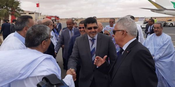 وزير الثقافة الموريتاني : علاقاتنا مع المغرب متجذرة عبر التاريخ وغادي نستاضفو المملكة فأكبر مهرجان عندنا