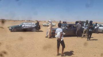 النشطاء منوضينها فمخيمات تندوف.. كيطالبوا بوقفة قدام مقر غوث اللاجئين