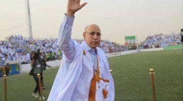 رسميا. محمد ولد الغزواني رئيسا لموريتانيا
