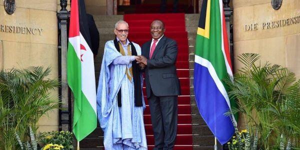 جنوب إفريقيا كتوجد لزيارة نائب وزير الخارجية الأمريكي باش تروج للبوليساريو