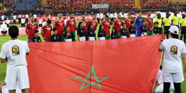 كان 2021 : المغرب فالمجموعة الخامسة مع موريتانيا