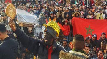 النيابة العامة فوجدة صيفطات ربعة دالنشطاء من جرادة للحبس بينهم 3 من معتقلي حراك الفحم