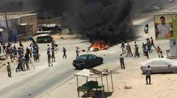 المعارضة فموريتانيا: مامعتارفينش بنتائج الانتخابات وغادي نزلو للشارع
