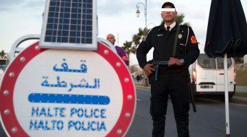 """ملتحي اقتحم """"باراج"""" ديال البوليس حدا الرباط ومني شدوه قاليهوم: بغيت ندير ثورة"""