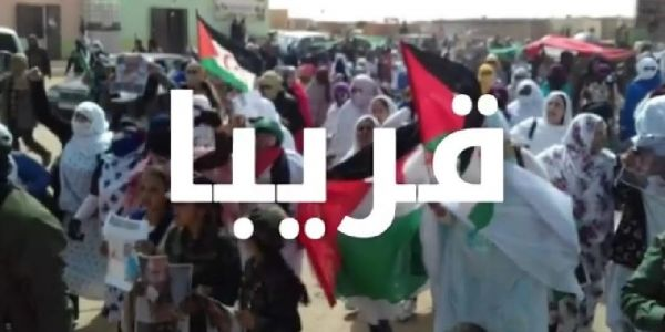 عياو من الحگرة. سكان تندوف لقيادة البوليساريو: تسناونا جايينكم