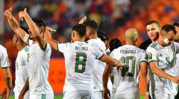 ما عمرها كانت بهاد الحميمية. سيدنا كيبارك لرئيس الجزائر الفوز بكأس افريقيا