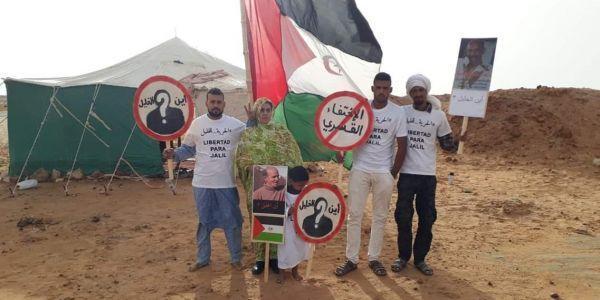 معارضة البوليساريو راسلات الاتحاد الإفريقي على ود المعتقلين عند الجبهة