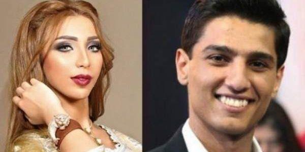 دنيا باطمة عاوتاني ناضت لمحمد عساف