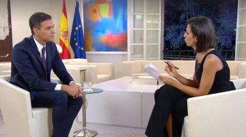 بيدرو سانشير: تواجد اگليسياس فالحكومة هو العقبة الرئيسية امام عدم تشكيل حكومة فاسبانيا