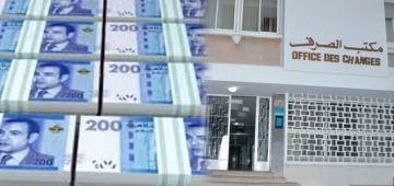 مكتب الصرف: الرصيد ديال الاستثمارات الخارجية فبلادنا وصل لـ 21,1+ مليار درهم