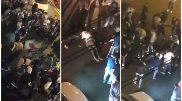 البوليسي اللي قتل ولد وصاحبتو فكازا بالقرطاس مشا فيها مؤبد