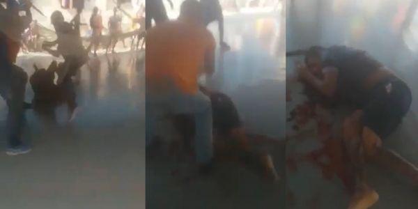 فيديوهات الجرائم العنيفة اللي كتركب الخلعة في المغاربة ولاو كيتخدمو. بوليس مكناس طيح 5 كيخرمزو فهادشي