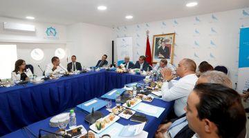"""الأحرار يواصل الاستقطابات.. اجتماع سياسي بقيادة أخنوش في العاصمة استعدادا لـ""""معركة 2021″"""