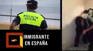 قضاء الصبليون طرد مغربي كيمجد داعش ومنعو يدخل للأراضي الاسبانية لعشر سنوات
