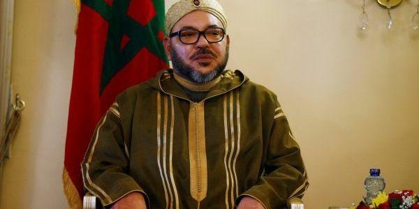 الملك رسل برقية لملك السعودية بعد الهجوم ديال الحوثي على منشآت نفطية