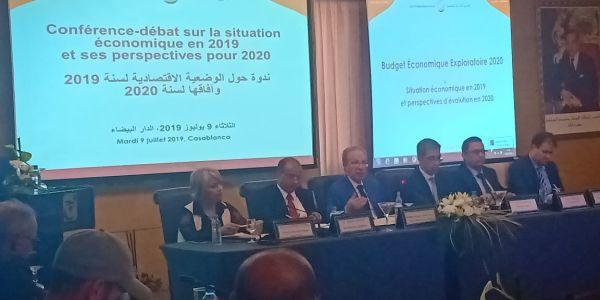 لحليمي يرسم صورة قاتمة للاقتصاد المغربي سنة 2019 والقضية مزال غادية وكتحماض