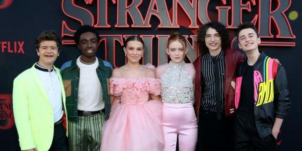 """ف 4 أيام.. اكثر من 40 مليون مشاهدة لمسلسل """"Stranger Things """" – فيديو"""