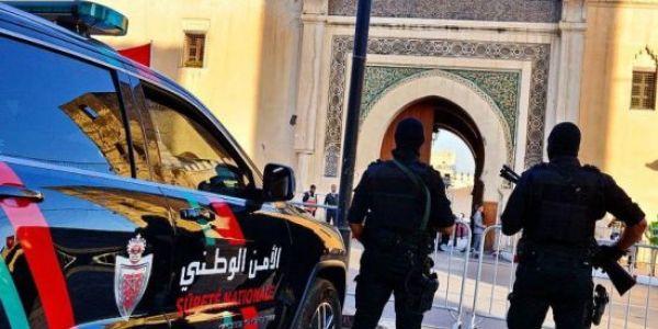 شرطة النجدة بفاس جبدات لفرادة على مشرمل هاز سيوفة فمنطقة باب الفتوح