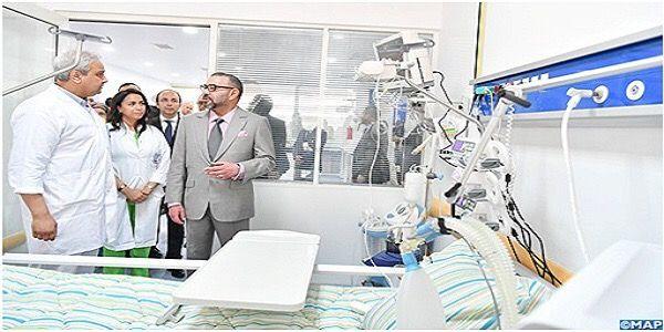 بعد سنة من تدشينه.. الدكالي يعفي المدير ديال المستشفى الإقليمي الأمير مولاي عبد الله فسلا