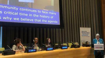 المغرب يبرز فنيويورك الجهود ديالو لتفعيل أجندة 2030