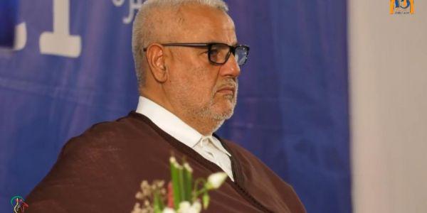 بنكيران  زاد وسع جبهة مناهضة الفرنسة